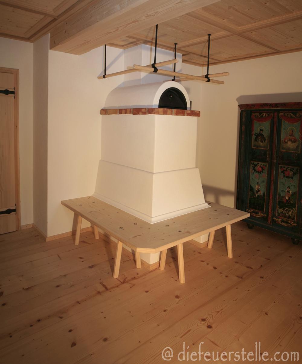 die feuerstelle ofen herd kaminbau gemauerter ofen. Black Bedroom Furniture Sets. Home Design Ideas