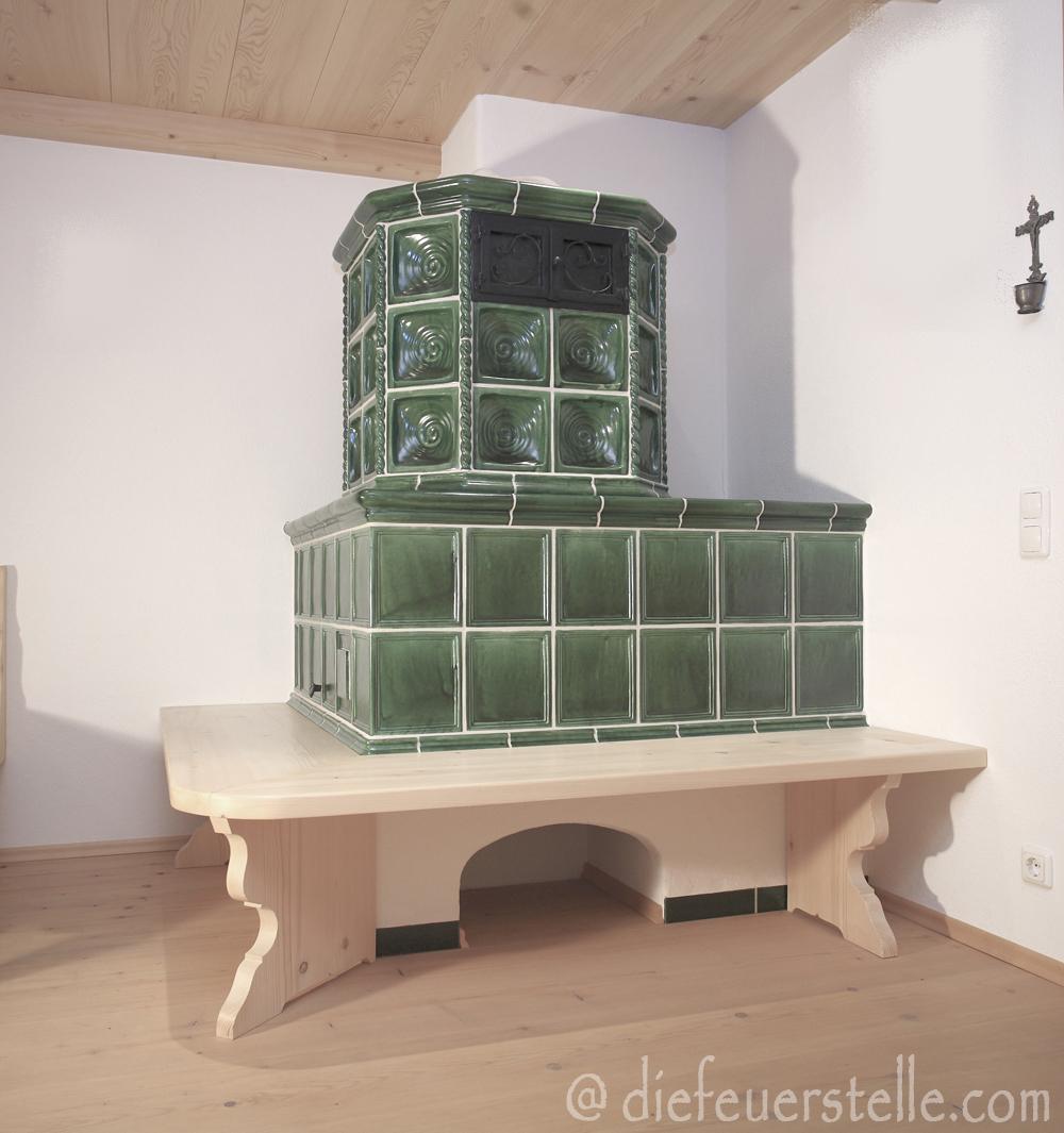 die feuerstelle ofen herd kaminbau kachelofen. Black Bedroom Furniture Sets. Home Design Ideas